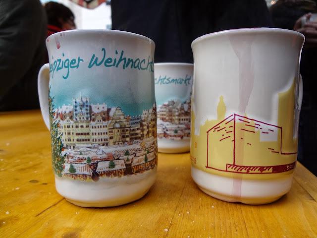 Christmas in Germany Leipziger Weihnachtsmarkt