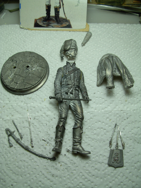 Andy King S Model Blog Almond Sculptures 90mm British