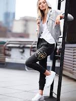 Elsa Hosk sizzles in lingerie for the Victoria's Secret July 2015 Lookbook