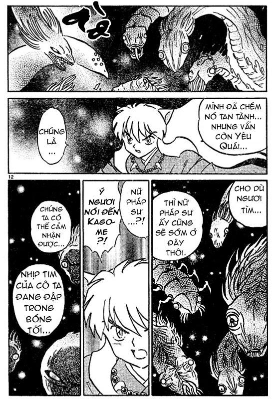 Inuyasha-Khuyển Dạ Xoa-Bản Đẹp chap 522 Trang 13