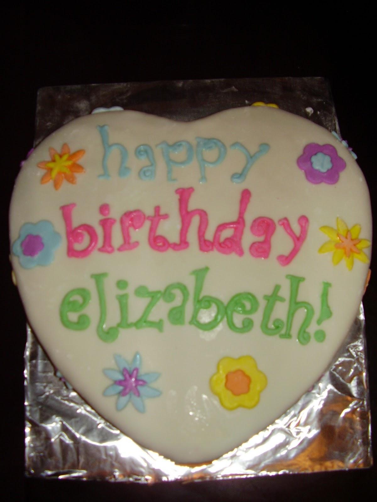 Happy Birthday to Elizabeth - BIRTHDAY GREETINGS - THE ...