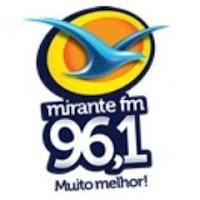 ouvir a Rádio Mirante FM 96,1 online São Luís