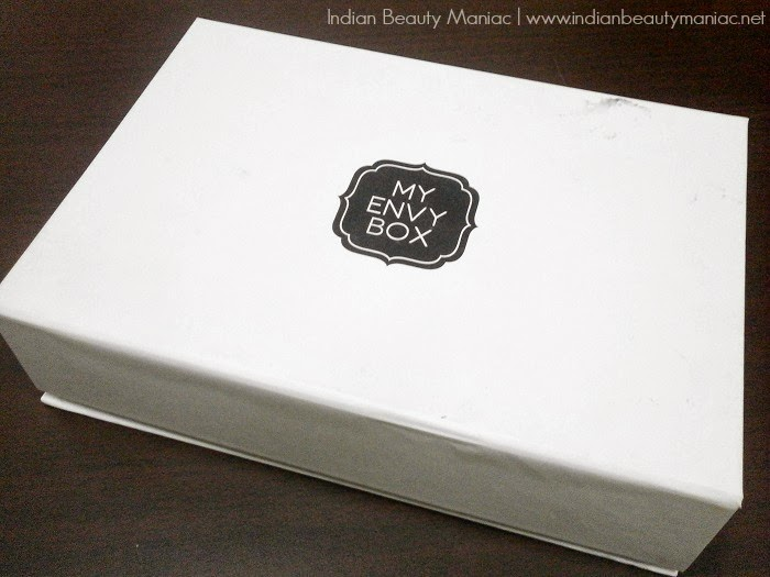 Indian Beauty Box, my envy box march edition review and pictures