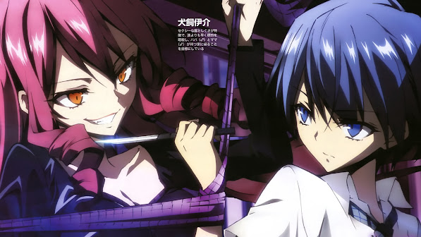 Akuma no Riddle Anime 7o
