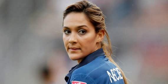 Pemain Bola Wanita Cantik Dunia