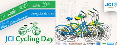 Duminica pe biciclete la JCI Cycling Day