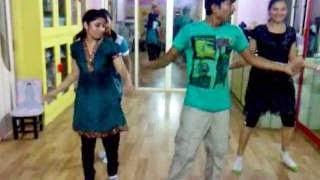 Dhinka chika ready Dance by kunal – Dance floor