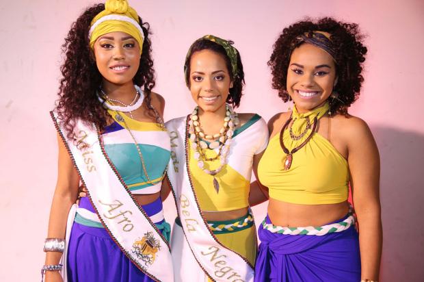 Mais Bela Negra e Miss Afro