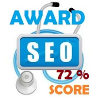 samsury seo score 72%