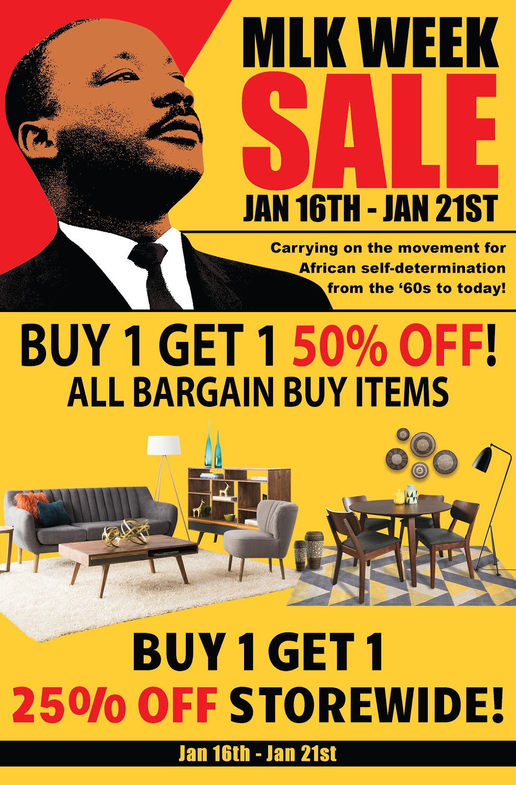 MLK Week Sale
