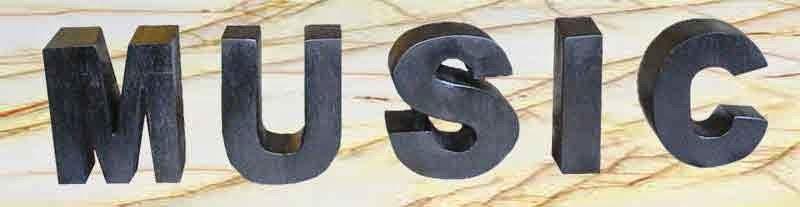 Letras em MDF cru ou pintado