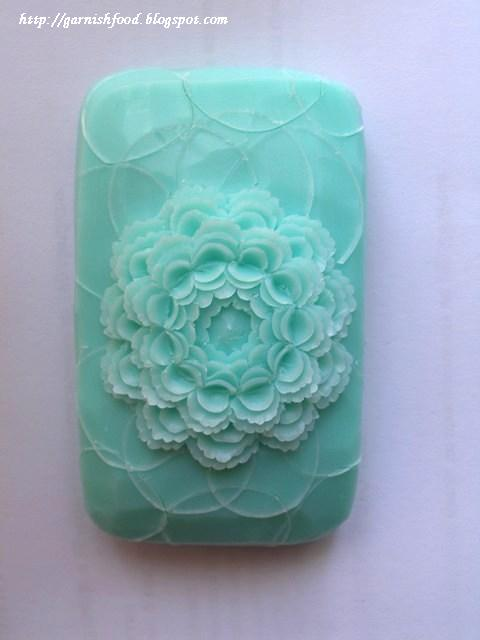 new year soap carving design