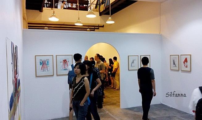 pameran seni medan