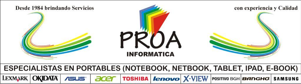 PROA Informática