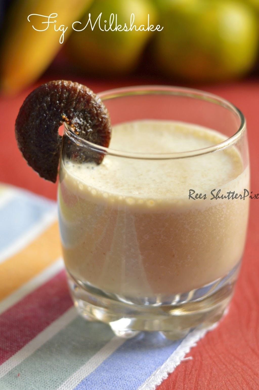 dry figs recipe