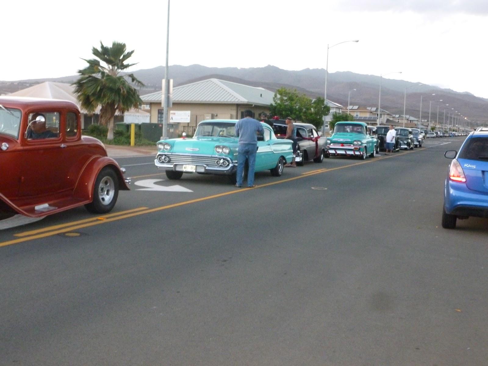 BLEIZN FX HAWAII INDEPENDENT CRUISE NIGHTS KANEHILI HAWAIIAN - Car show hawaii
