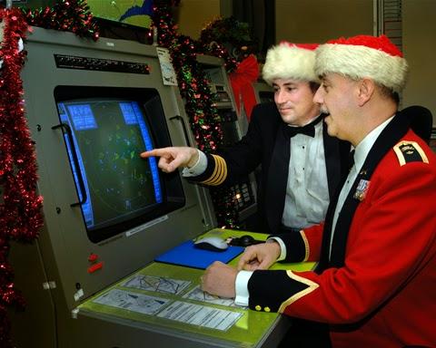 NORAD Tracking Santa