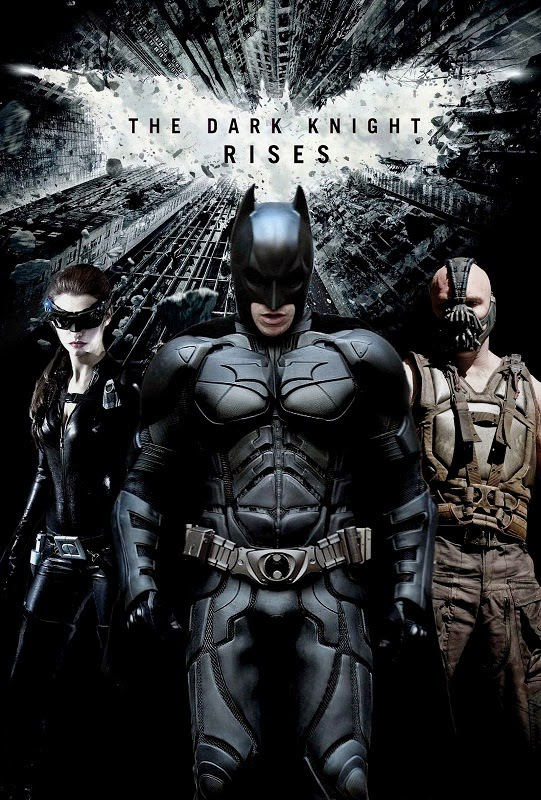 The Dark Knight Rises (2012) BluRay 720p X264