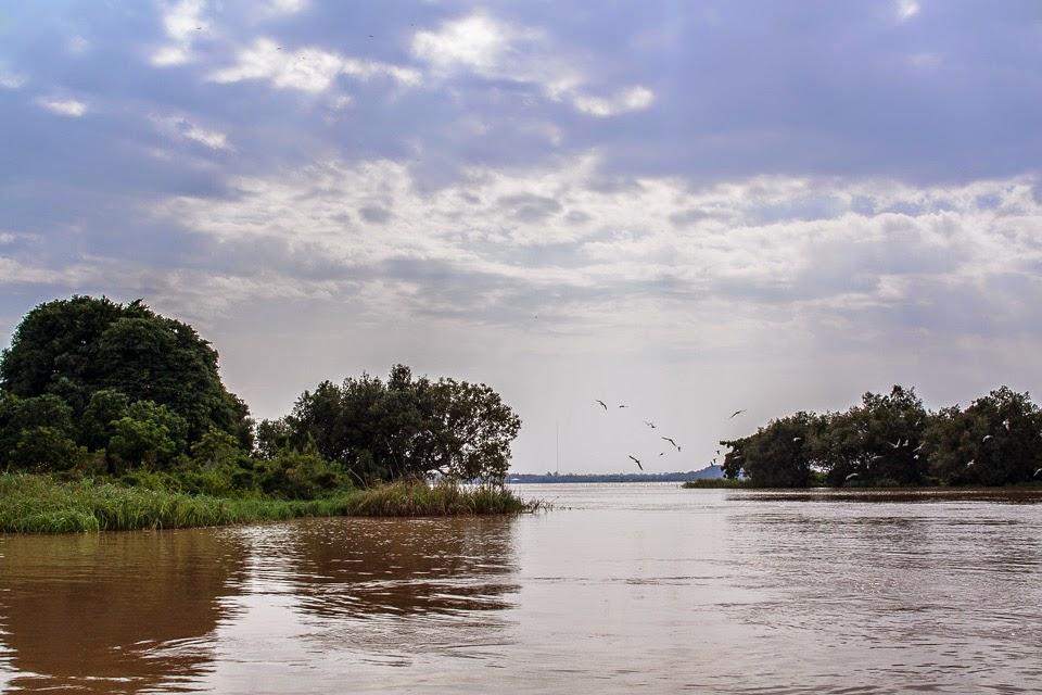 a Kék-Nílus forrása