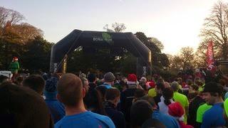 Born 2 Run starting line