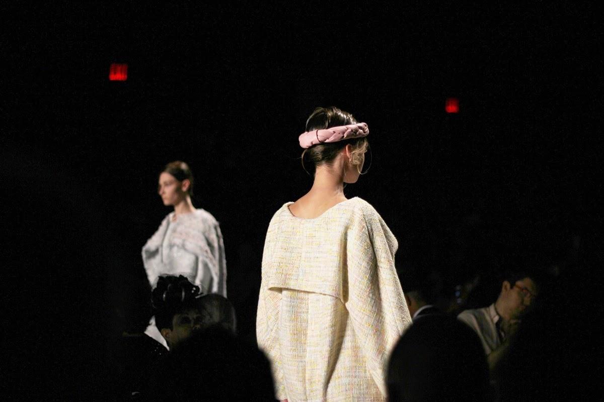 turban detail new york fashion week