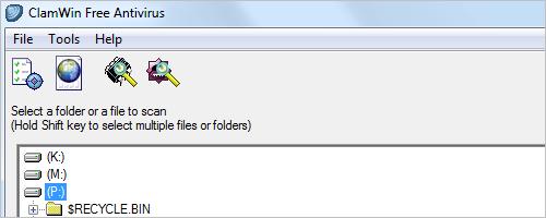 ClamWin-Portable-Free-Antivirus-Scanner