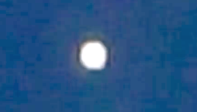 Glowing UFO Sighting Caught Over Melbourne 2015, UFO Sightings