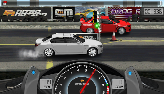 Drag Racing Apk Android Full Mod Unlimited Money+Rp