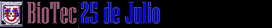 BioTec 25 de Julio