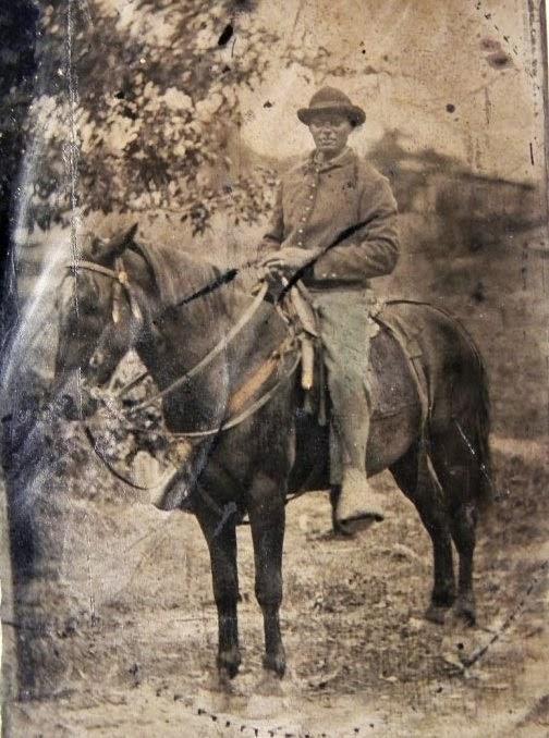 Mounted Body Servant