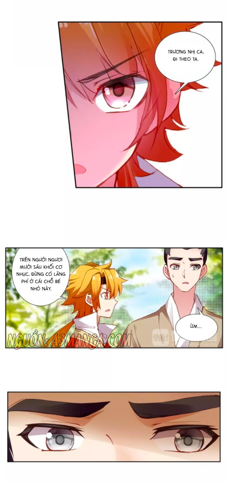 Trâm Trung Lục trang 17