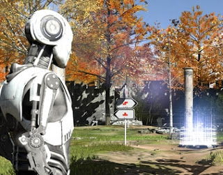 GIOCO THE TALOS PRINCIPLE : DELUXE EDITION PER PS4 - VIDEO TRAILER E RECENSIONE