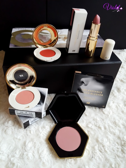 H&M beauty makeup 2015