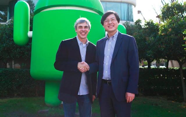Lenovo & Motorola