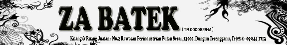 OFFICIAL BLOG ZABATEK DUNGUN