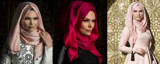 Muslima Wear Şal Kombinleri