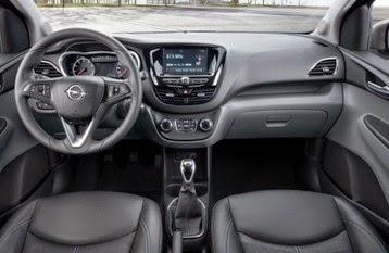 2016 Opel Karl Release Date