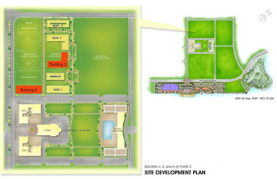 Sanremo Oasis Cebu at Citta di Mare Site Development Plan, Condominium for sale in Cebu, Filinvest
