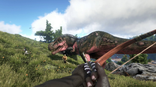 ARK Survival Evolved 2015 PC Free Download