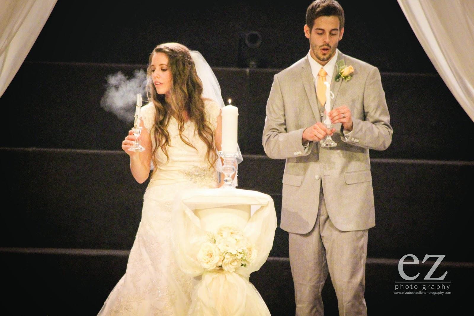 Jinger jill wedding