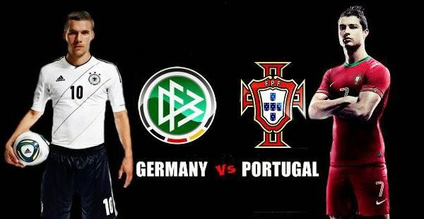Prediksi Skor Germany Vs Portugal di Piala Dunia 2014