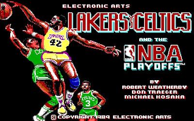 Lakers vs Celtics game