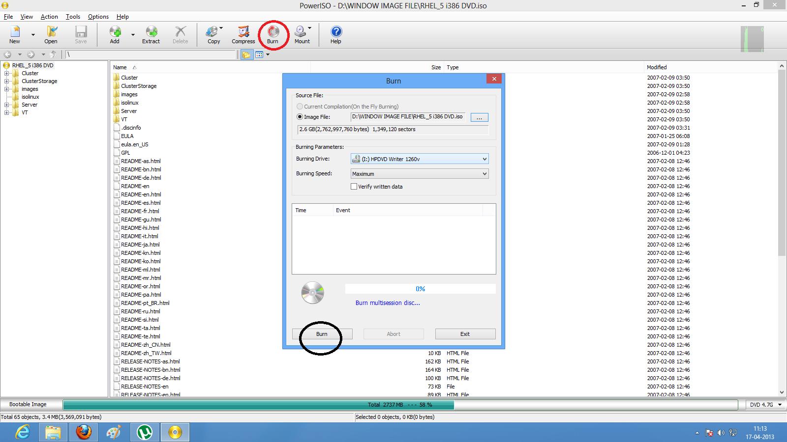 Как сделать загрузочный usb диск с iso образами