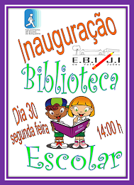 BIBLIOTECA ESCOLAR  E.B.1/J.I. DE VALE JUDEU