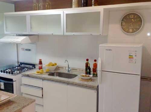 Amando, Casando e Decorando {Decorando} Cozinhas pequenas # Mini Cozinha Simples