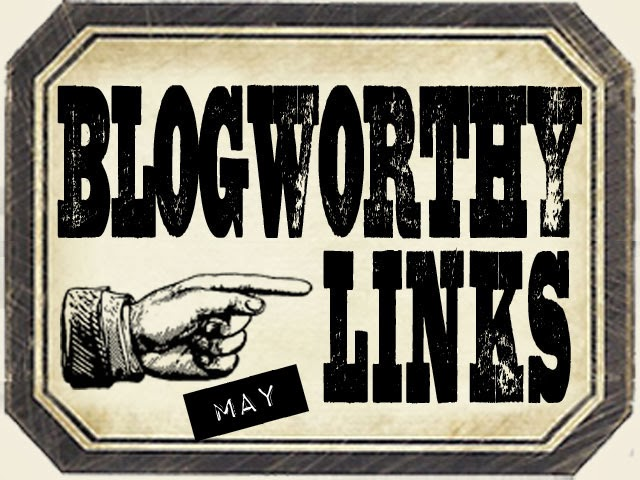 I MADE TIM HOLTZ' BLOGWORTHY LINKS!