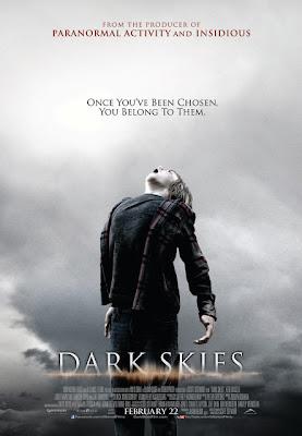 Los Elegidos (Dark Skies) 2013 DVDRip Español Latino Ciencia Ficcion