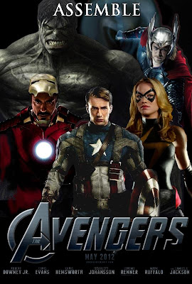 Download Film The Avengers (2012)