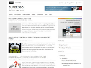 Download Template SEO | Super SEO ++