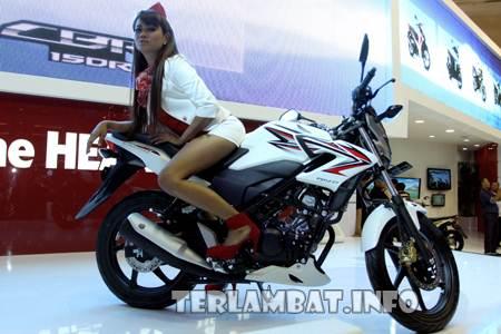 Honda CBR 150 Streetfire Terbaru
